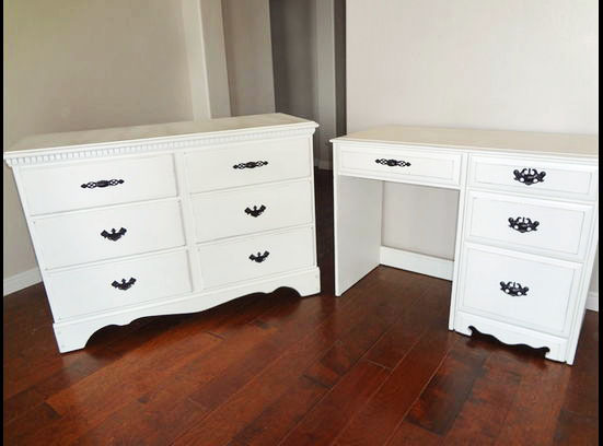 Past Refinished Pieces In Our Spare Time